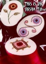 Shisha Flower