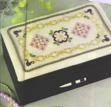 Embellished Jewel Box