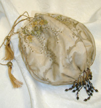 Antique Lace Reticule