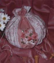 Pansy Sewing Pouch