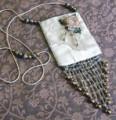 Antique Ivory Keepsafe
