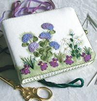 Embroidered Needlebook