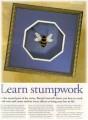 Stumpwork Bee