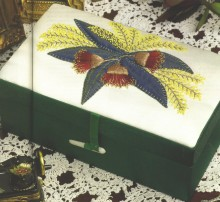 Gumnut Jewellery Box