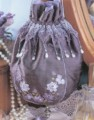 Mauve Evening Pouch