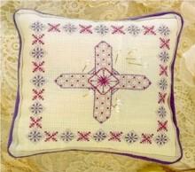 Cross-Stitch Pincushion