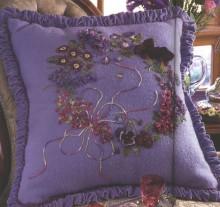 Blue Moon Cushion