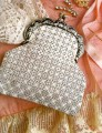 Blackwork Purse