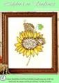 Ladybird on Sunflower