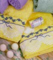 Butterflies & Daisies Towels