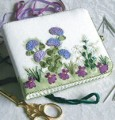 Embroidered Needlebook