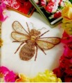 Goldwork Bumblebee