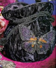 Beaded Elegant Evening Bag