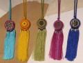 5 Shisha Tassels