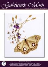 Goldwork Moth