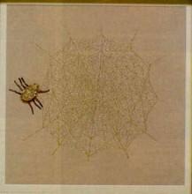 Goldwork Spider