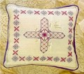 Cross-Stitch Pincushion
