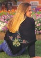 Rich Garden Shawl-Kit