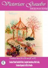 A beautiful garden kit of silken flowers!